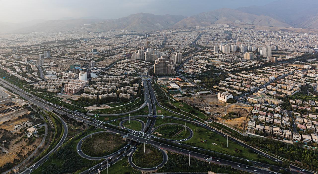 کلانشهر تهرران