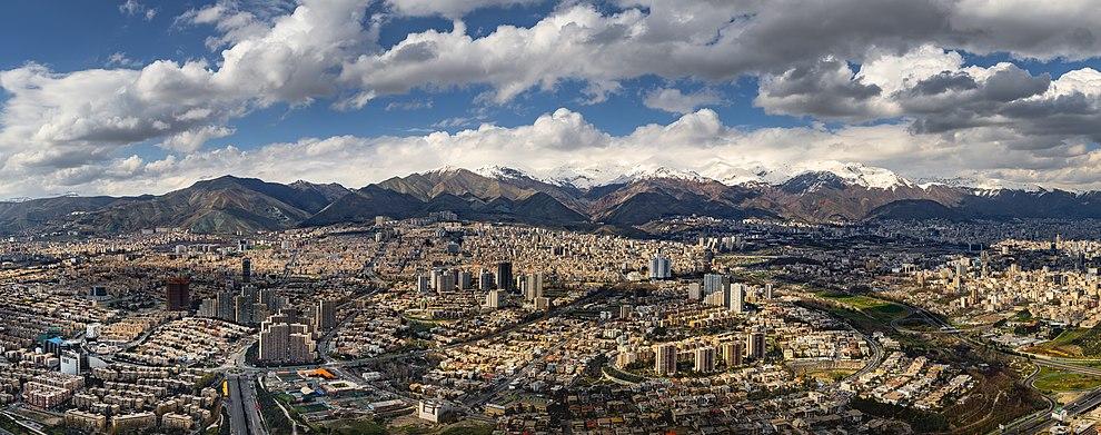 کلانشهر تهران